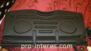 Полка багажника Калина 2