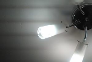 Мерцающая диодная лампа