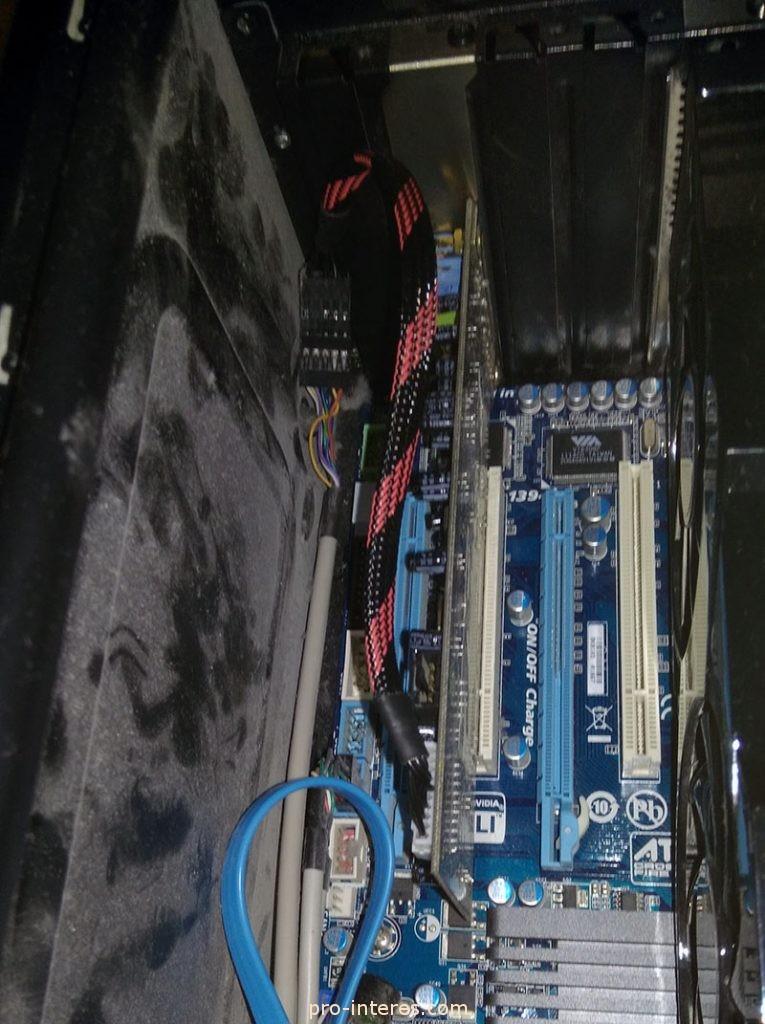 Подключение Creative SB Audigy SE
